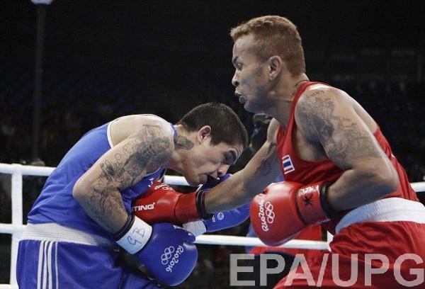 Экс-чемпион мира впрофи был нокаутирован французом