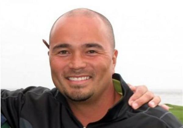 Американский гольфист Марк Михал провалился под землю