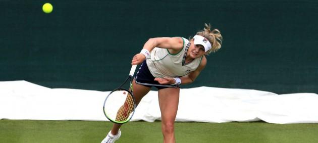Козлова вышла в четвертьфинал турнира WTA в Польше