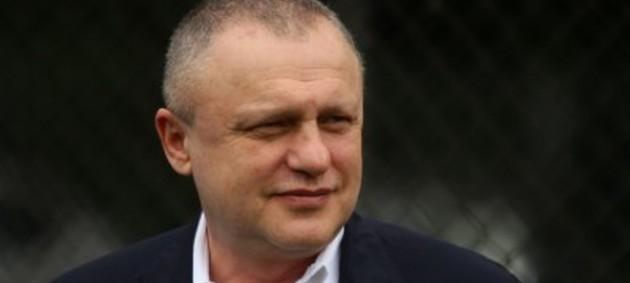 Суркис: Я никому не давал большего кредита доверия, чем Хацкевичу
