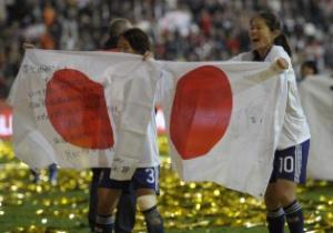 Фотогалерея: Азиатский триумф. Япония выиграла женский Мундиаль