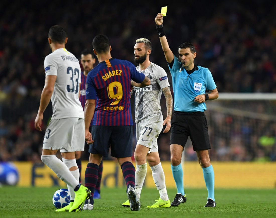 Барселона - Интер: анонс и прогноз на матч