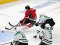 НХЛ: Даллас проиграл Чикаго, Калгари разгромно одолел Оттаву