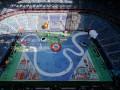 На самом дорогом стадионе в России обвалился потолок
