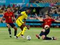 Испания и Швеция разошлись миром в матче Евро-2020