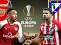 Арсенал – Атлетико 0:0 онлайн трансляция матча Лиги Европы