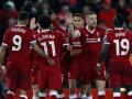 Ливерпуль стал вторым клубом, который забил пять голов в полуфинале ЛЧ