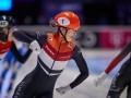 Схюлтинг впервые в карьере стала чемпионкой мира на 500 метров