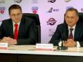 Колесников поставил перед тренером хоккейной сборной Украины четкую задачу