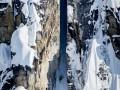 Самый крутой спуск в истории лыж