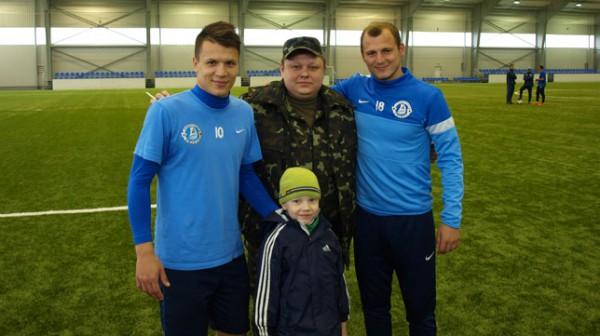 Днепр встретился с семьями бывших крымских военнослужащих