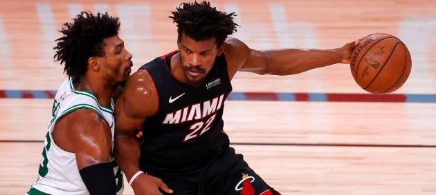 НБА: Майами обыграл Бостон и выиграл финал Восточной конференции