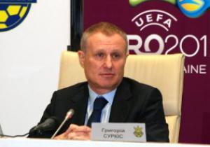 Григория Суркиса вызвали в штаб-квартиру FIFA