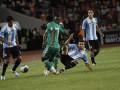 FIFA расследует обстоятельства матча Нигерия - Аргентина в связи с подозрительными ставками