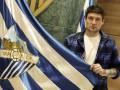 Селезнев в Малаге встретился с легендарным аргентинским футболистом