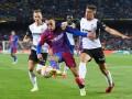 Барселона дома одержала волевую победу над Валенсией