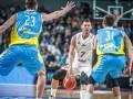 Латвия - Украина 68:82 яркие моменты матча отбора на ЧМ-2018