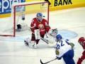 ЧМ по хоккею: Беларусь одержала волевую победу над Казахстаном, Латвия разгромила Италию