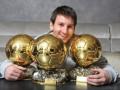 Моуринью: Невозможно, чтобы Месси выиграл четвертый Золотой мяч