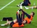 Поручение игрокам Реала получить желтые карточки Моуриньо передал через запасного вратаря
