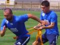 Днепр сдал в аренду в Кривбассу двоих футболистов
