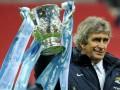 Тренер МанСити по ошибке назвал себя тренер Манчестер Юнайтед