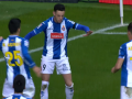 Спортинг - Эспаньол 2:4 Видео голов и обзор матча чемпионат Испании
