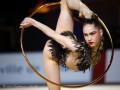 Украинские грации завоевали пять медалей на этапе Кубка мира в Ташкенте