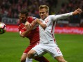 Польша – Дания 3:2 Видео голов и обзор матча отбора на ЧМ-2018