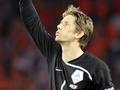Ван дер Сар отказался возвращаться в сборную