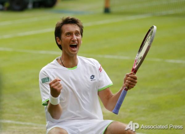 Сергей Стаховский не пощадил Федерера