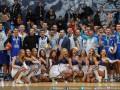 Футболисты Днепра сыграли в баскетбол и волейбол