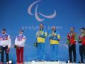 Украинские спортсмены протестуют на Паралимпиаде в Сочи (ФОТО)