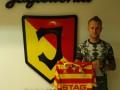 Официально: Хомченовский продолжит карьеру в польском клубе