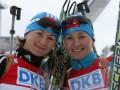 Биатлон: Семеренко попала в десятку в женском спринте