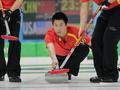 Керлинг: Китай одолел сборную США