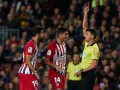Диего Косте грозит 8-матчевая дисквалификация за оскорбление судьи