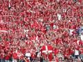 Фанаты сборной Дании добирались на матч с Францией вплавь