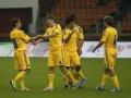 Молодежная сборная Украины триумфально вышла в плей-офф Кубка Содружества