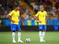 Неймар оскорбил капитана сборной Бразилии во время матча ЧМ-2018