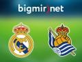 Реал - Реал Сосьедад 3:0 Онлайн трансляция матча чемпионата Испании