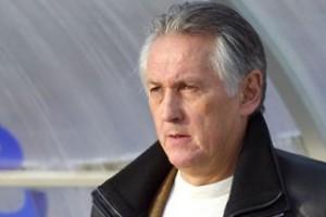 Михаил Фоменко возглавил сборную Украины