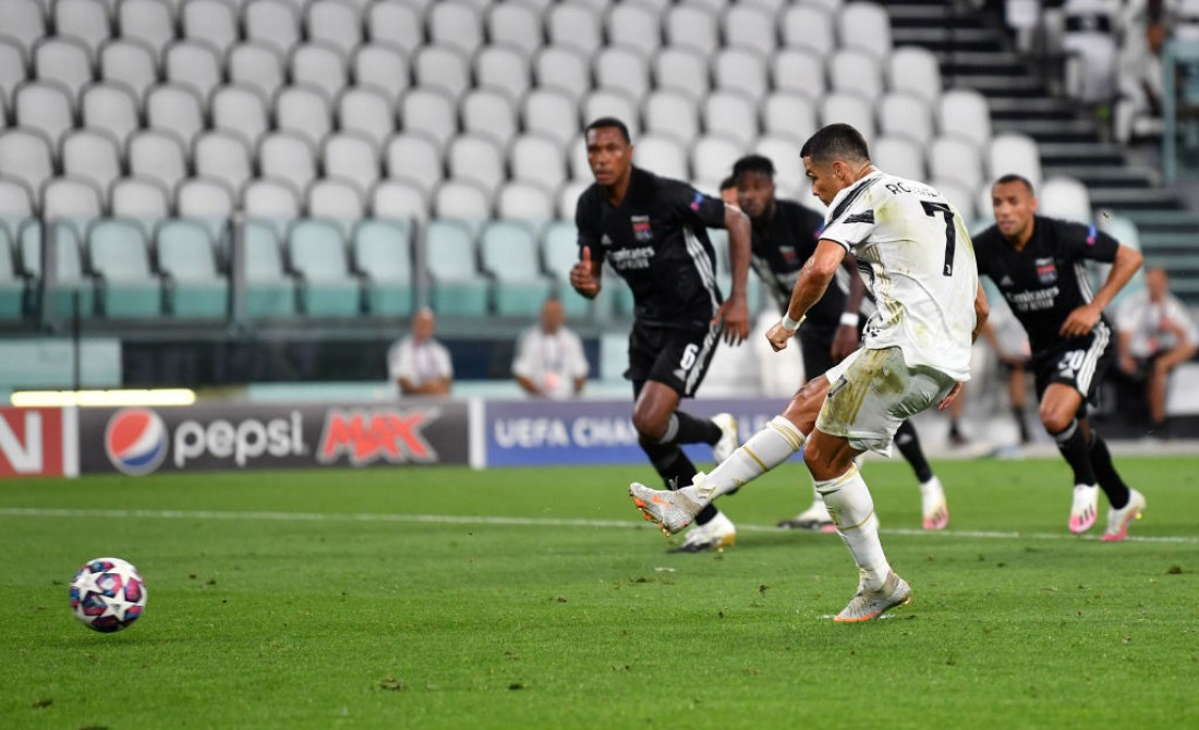 Ювентус - Лион: видео голов и обзор матча