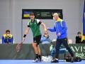 Медведев: Надеемся, что завтра удастся показать хороший теннис