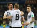 Германия не проигрывает Швеции на протяжении 40 лет