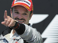 Команда Brawn GP поблагодарила Баррикелло за работу