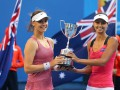 Украинка выиграла юниорский Australian Open в паре с россиянкой (ФОТО)