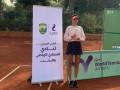Украинка Лазарева выиграла теннисный турнир в Каире