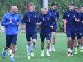 Динамо - Скендербеу: как киевляне к матчу готовились