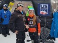 Украинка Данча вписала свое имя в историю украинского сноубординга